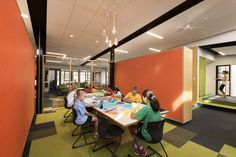 Gallery of Caulfield Grammar School / Hayball - 9 Learning Spaces, Learning Environments, Category 5, Grammar School, Innovation, Education, Gallery, Projects, Architects