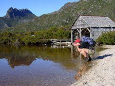 Einer der schönsten Weitwanderwege Australiens: der Overland Track.
