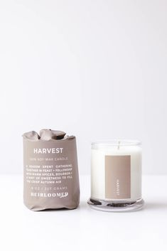 Our limited edition Fall Harvest Candle is part of our Keepsake Collection and features a beautiful aroma of warm spices, bourbon + pumpkin. Shop today. Soy Wax Candles, Candle Jars, Fall Gifts, Simple Colors, Autumn Day, Fall Harvest, Meaningful Gifts, Bourbon, Gift Guide