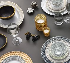 It's officially acceptable to mix your metallics. Yes, that means silver and gold together.