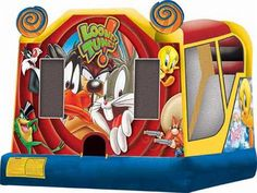 Find Looney Tunes 2 Combo C4? Yes, Get What You Want From Here, Higher quality, Lower price, Fast delivery, Safe Transactions, All kinds of inflatable products for sale - East Inflatables UK