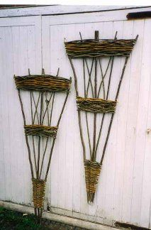 LILI - woven willow structures