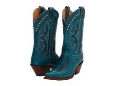I have never been a cowboy boot kind of girl. But the color of these boots are gorgeous! There's a new sheriff, and this town is big enough for the both of us.