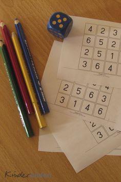 Mit Würfel Bingo spielend Mather lernen - New Site Math Games, Montessori, Back To School, Arabic Alphabet, Kindergarten Math, Tobias, Amelie, Kids, Celebrities