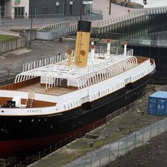 Built by Harland and Wolff shipyard workers in 1911 at the same time & using the same Thomas Andrews designs as its mighty big sister,the Nomadic is Belfast's latest offering to the lucrative Titanic tourist trail.Its survival has been against the odds.Nomadic was used as a mine sweeper & troop carrier during the WWI & escape vessel in the evacuation of Cherbourg in the WWII.Saved from the scrapyard on countless occasions & spent years as a floating restaurant beside the Eiffel Tower in…