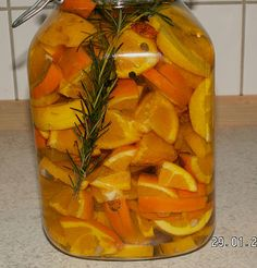 Pikant eingelegte Zitrusfrüchte (Rezept mit Bild) | Chefkoch.de