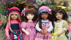 This album is a collection of single images and very short series, taken of my smaller Iplehouse dolls - BIDs, KIDs, and JIDs - for special occasions and themes throughout the year.