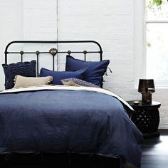 Aura by Tracie Ellis Maison Indigo Bedding | shopinside.com.au