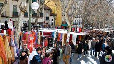 """El Rastro Pazarı """"El Rastro Pazarı"""" Madrid alışveriş, madrid meydanları, madrid top10, madridde gezilecek yerler https://jogwag.com/?p=3603"""