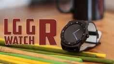 LG G Watch R - Review en Español