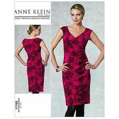 Vogue Patterns V1192 Misses Dress | Mercari