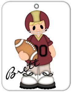 Sports Tot (Brett)