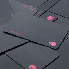 40 Inspiring Business Card Designs