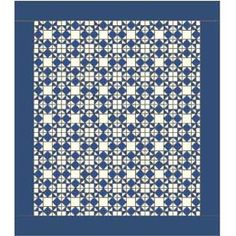 McCall's Quilting, About Us - A Division of the Quilting Company Quilting Tutorials, Quilting Projects, Quilting Designs, Two Color Quilts, Blue Quilts, White Quilts, Star Quilt Blocks, Star Quilts, Bed Quilt Patterns