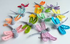 very cool firefly crochet