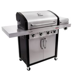 Char Broil 4 Burner Infrared Gas Grill Gas Barbecue Grill, Propane Gas Grill, Gas Grill Reviews, Outside Grill, Infrared Grills, Cooking Temperatures, Built In Grill, Outdoor Kitchen Design, Charcoal Grill