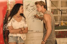 <em>Outer Banks</em> stars discuss J.J. and Kiara's connection and hopes for season 2