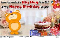Big Bear's Birthday!