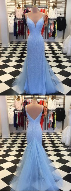 Plus Size Prom Dresses, Charming Prom Dress, Tulle Blue Mermaid Prom Dresses, Long Evening Dress, Formal Gown Navy Bridal Pageant Dresses For Teens, 2 Piece Homecoming Dresses, Elegant Bridesmaid Dresses, Backless Prom Dresses, Prom Dresses Blue, Cheap Prom Dresses, Sexy Dresses, Party Dresses, Prom Gowns