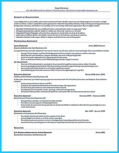 Job tips cool Best Administrative Assistant Resume Sample to Get Job Soon,