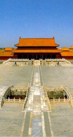 #Forbidden_City in #Beijing, #China http://en.directrooms.com/hotels/subregion/1-12-58/