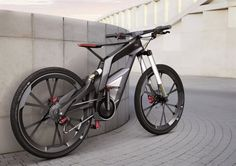 #Audi concept sport and trick electric #bike