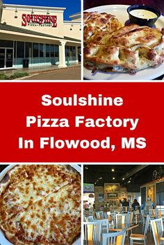 Soulshine Pizza is the best pizza in Mississippi! I have visited others and swear by Soulshine's plain cheese pizza. Nothing special needed here.