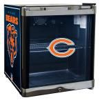 17 in. 20 (12 oz.) Can Chicago Bears Cooler, Black