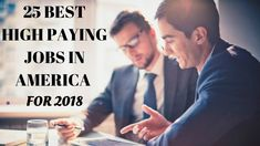 25 Best High Paying Jobs in America for 2018 - YouTube #youtube #25besthighpayingjobs #bestjobs #besthighpayingjobs #job #bestjobs #bestjobs2018