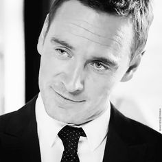 HIS LIPS | Michael Fassbender Is The King Of Attractiveness