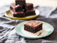 Brown Butter Brownies and Double the Chocolate