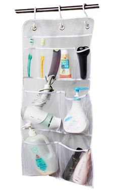 Travel Shower Caddy With Hook