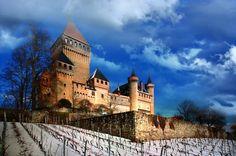 Château de Vufflens - Les membres - Clos, Domaines & Châteaux Monuments, Google Sites, Classic Architecture, Switzerland, Atlanta, To Go, Mansions, House Styles, Pictures