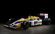 1987/Williams Honda FW11B(ウィリアムズ・ホンダ FW11B[4輪/レーサー])