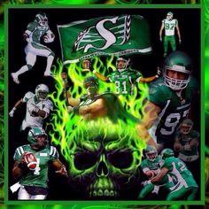 💚 Go Rider, Saskatchewan Roughriders, Philadelphia Eagles, Monster Trucks, Pride, Green, Sports, Fictional Characters, Hs Sports