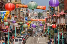 Using this free guided, you can take a self-guided tour San Francisco's Chinatown - see it all - when you want to