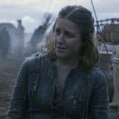 "Yara Greyjoy's shirt, front view, from Season 2, episode 2, ""The Night Lands"""