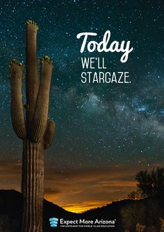 The Arizona SciTech Festival, an annual state-wide celebration of science, technology, engineering and math, kicks off this weekend. Click the image to find a link to #STEM events, including astronomy, held all over the state.  #TodayInAZ