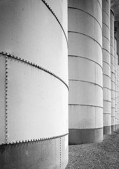 Grain Elevators | 38th & Hiawatha | Minneapolis, MN