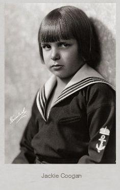 JackieCoogan in sailor suit