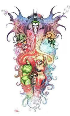 #Art #batman #comic #comicart #batmanart