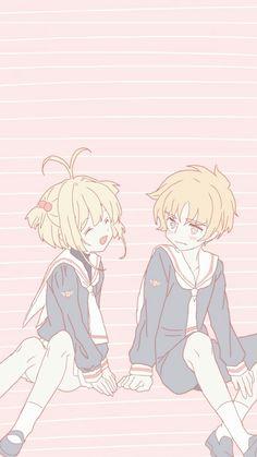 Cardcaptor Sakura, Syaoran, Kawaii Wallpaper, Cute Wallpaper Backgrounds, Cute Wallpapers, Cute Characters, Anime Characters, Manga Art, Manga Anime