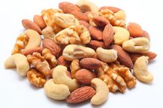 Top 10 Muscle Building Foods - Nuts