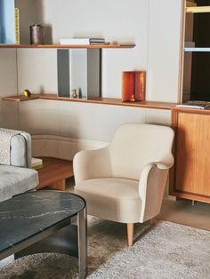 Modernist Room at The Berkeley | Cereal Magazine
