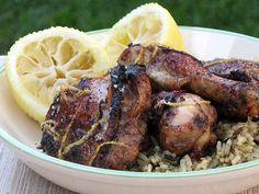 Balsamic Lemon Chicken