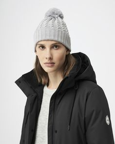 Merino Wool, Classic Style, Winter Hats, Quartz, Knitting, How To Make, Canada, Collection, Tops