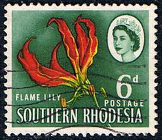 Southern Rhodesia 1964 SG 97 Lily Plant Fine Used SG 97 Scott 100 Condition Fine Used Only one post charge applied on multipule purchases Details N B Lily Queen, Buy Stamps, Postage Stamp Art, Going Postal, African Animals, Zimbabwe, Africa Travel, Commonwealth, Stamp Collecting