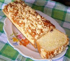 W Mojej Kuchni Lubię.. : szybka drożdżówka z kruszonką... Healthy Bread Recipes, Cake Recipes, Polish Recipes, Pumpkin Cheesecake, Sweet Bread, Food And Drink, Yummy Food, Sweets, Baking
