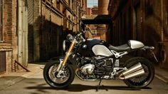 BMW R9T Motorcycle