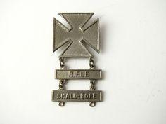 WWII Marksman Medal